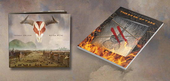 New double album and Tab book